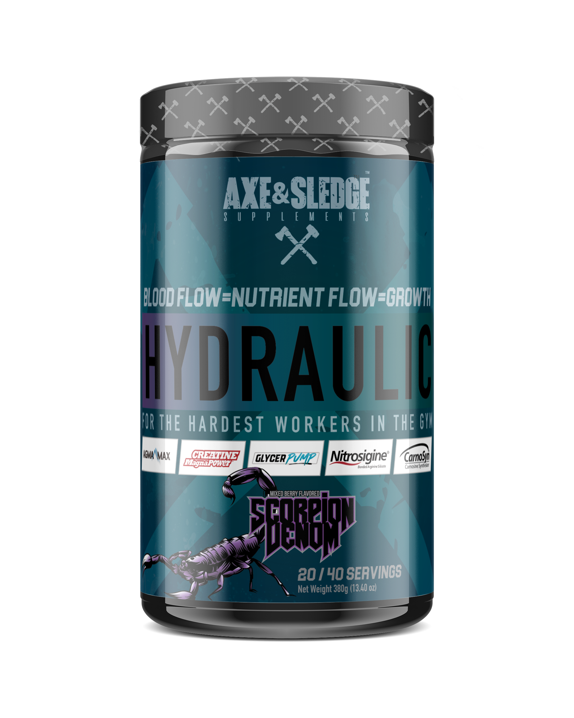 Axe & Sledge Hydraulic Pre-Workout